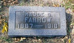 Maude May <i>Gedney</i> Farrow