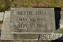 Nettie <i>Hall</i> Stringer