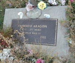 Pvt Filiberto Aragon