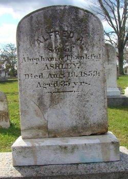 Alfred A Ashley