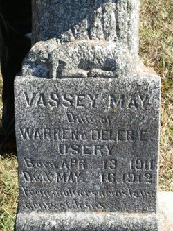 Vassey Mae Usery