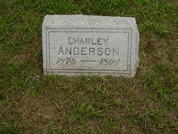 Charley F. Charley Anderson