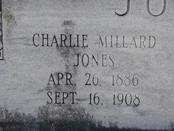 Charlie Millard Jones