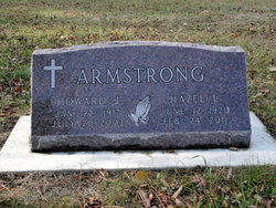 Hazel Loretta <i>Helgeson</i> Armstrong