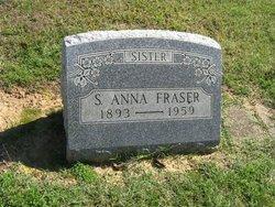 Sidney Anna Fraser