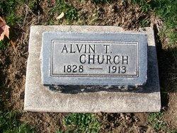 Alvin T Church