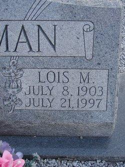 Lois Mattie <i>Davenport</i> Chapman