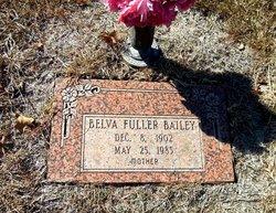 Belva <i>Fuller</i> Bailey