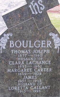 Loretta <i>Gallant</i> Boulger