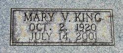 Mary Victoria <i>King</i> Mayo