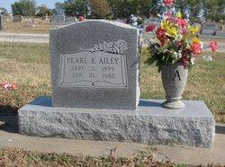 Pearl Estie <i>Mullins</i> Ailey