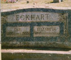 Anna Elizabeth Lizzie <i>Stephens</i> Eckhart