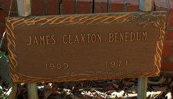 James Claxton Benedum