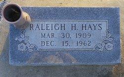 Raleigh H. Hays