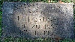 Mary E <i>Firey</i> Brugh