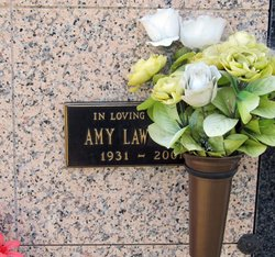 Amy <i>Law</i> Banks