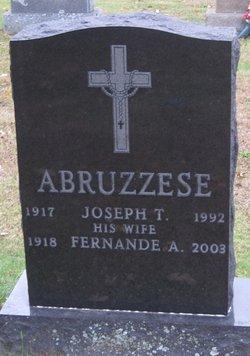 Fernande A <i>Martin</i> Abruzzese