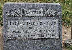 Frida Josephine <i>Olson</i> Kram