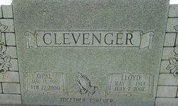 Opal <i>Gideon</i> Clevenger