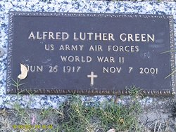Alfred Luther Green