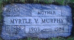 Myrtle Violetta <i>Schmidt</i> Murphy