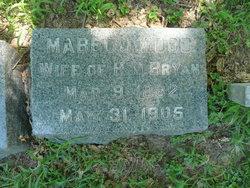 Mabel J <i>Wood</i> Bryan