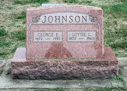 Charlotte Lenore Lottie <i>Baxter</i> Johnson