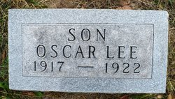 Oscar Lee Arnold