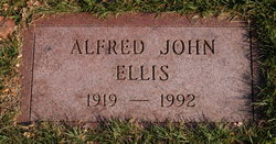 Alfred John Ellis