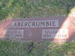Julius B Abercrombie