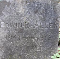 Pvt Edwin R. Allen