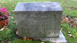 Katheryn Elizabeth Kate <i>Ireland</i> Alden