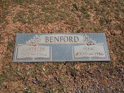 Gertrude Benford