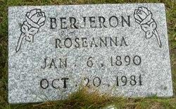Roseanna Berjeron