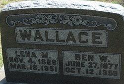 Ben W Wallace