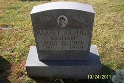 Harvey Arnold Basham