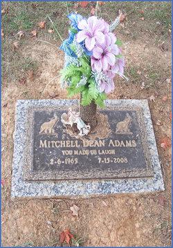 Mitchell Dean Adams