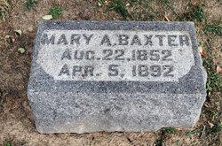 Mary A. Baxter
