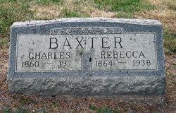 Rebecca <i>Davis</i> Baxter