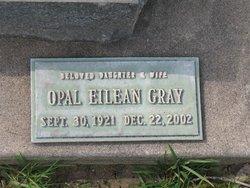 Opal Eilean <i>McPherson</i> Gray