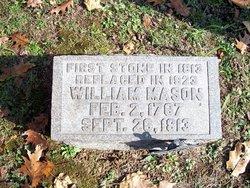 Col William Bond Mason