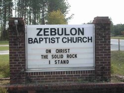 Zebulon Baptist Church Cemetery