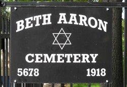 Beth Aaron Cemetery