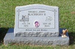 Thomas Jerry Blackburn, II