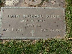 John Rubie