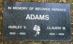 Claudia M Adams