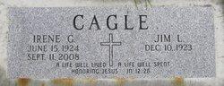 Irene Gertrude Irene <i>Whalen</i> Cagle