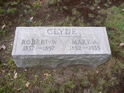 Anna Mary <i>Brill</i> Clyde