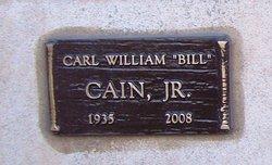 Carl William Bill Cain, Jr