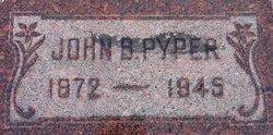 John Barton Pyper